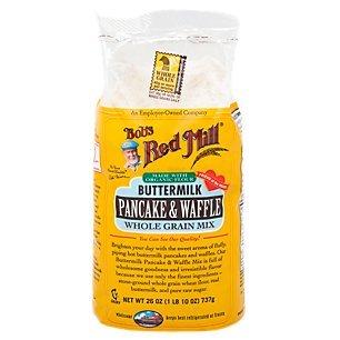 Bob's Red Mill Buttermilk Pancake & Waffle Mix, 26-ounce