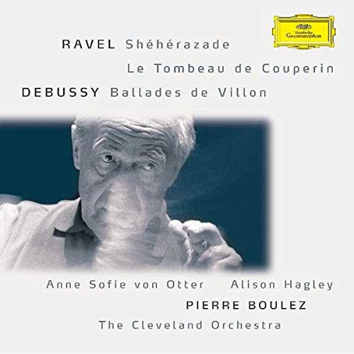 Ravel: Sheherazade; Le Tombeau de Ballades Debussy: Couperin d At the Max 51% OFF price of surprise