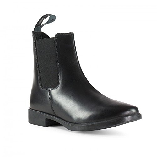 Horze Signature Jodhpur Boots Black(BL)