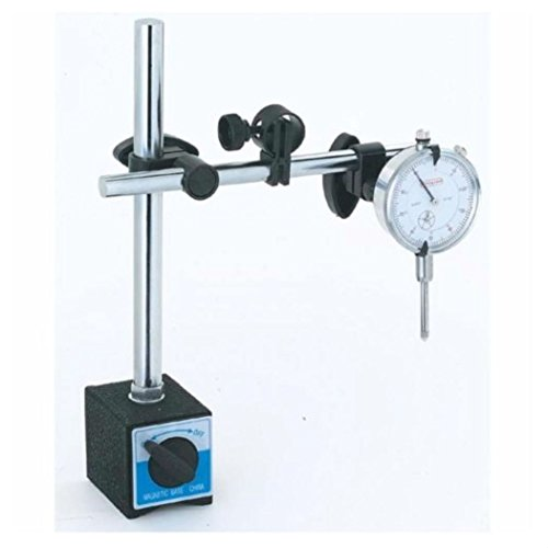 Universal 3D Deluxe Magnetic Base Holder For Dial Test Indicator w/ Warranty from Unknown