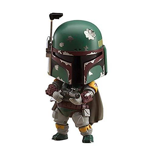 Kaiyu Star Wars/The Empire Strikes Back Boba Fett Action Figure]()