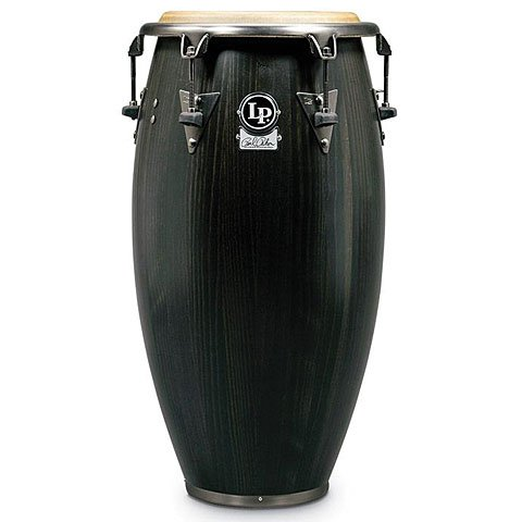 LP 11in RAUL REKOW NZ PINE QUINTO BLACK by Latin Percussion