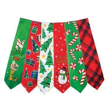 christmas house musical christmas ties 51 inch white christmas