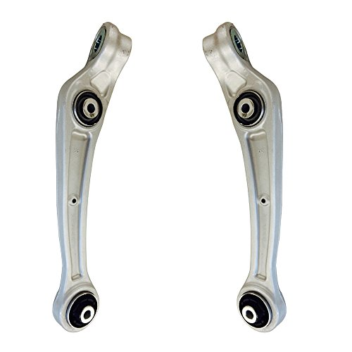 DRIVESTAR 8K0407151B+8K0407152B 2 Brand New Front Lower Forward Side Control Arm for Audi A4 A5 S4 S5 A7 (Audi A4 Control Arm)