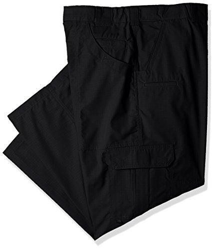 Dickies Men's Lightweight Ripstop Tactical Pant Big, Black, 46 ()