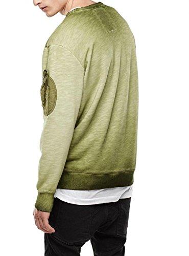 G-star grün entspannt fit pullover