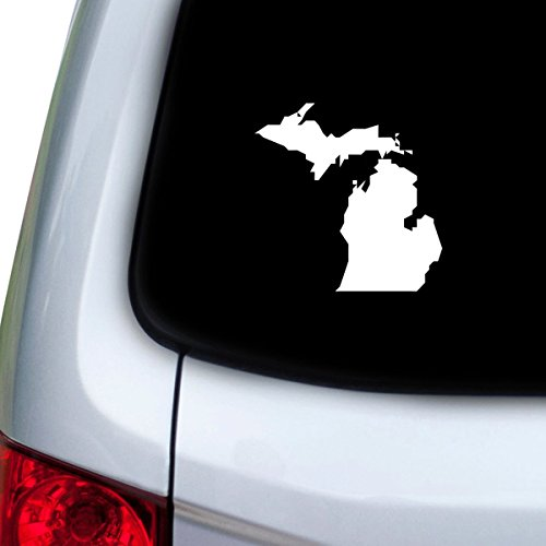 Michigan Bumper Sticker - 2
