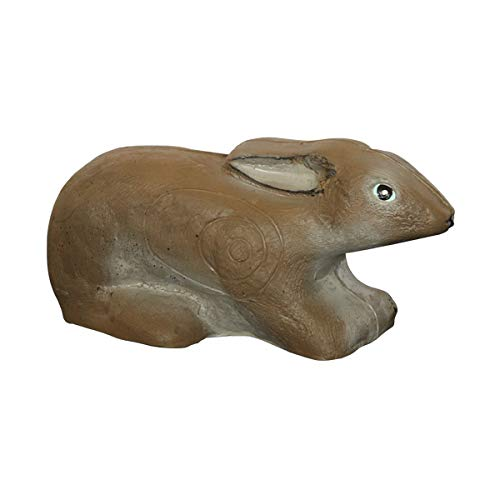 KHAMPA Self-Healing, UV Protected, High-Density Mini Rabbit - Lifelike 3D Archery Target