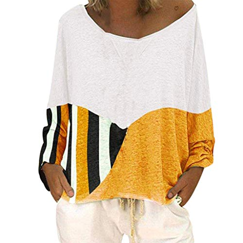 Mebamook Women's Tunic Tops Loose Blouse Shirts Tunic Tops Loose Blouse Shirts Sexy Slim Fit Stretchy Off Shoulder White ()