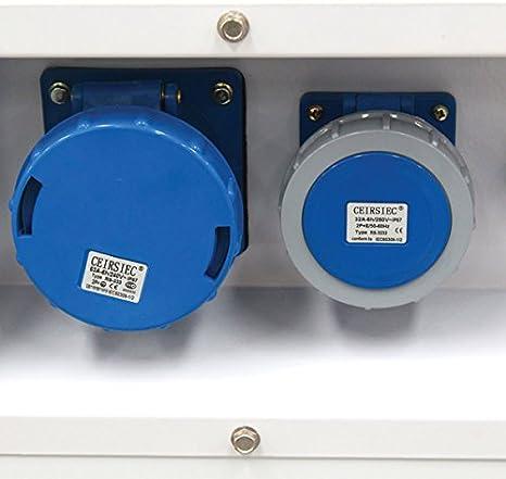 Hyundai DHY11KSE 1500 rpm 11 kV 3-Phase generador diésel: Amazon.es: Bricolaje y herramientas