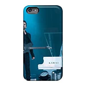 Durable Muse Band Back Case/cover For Iphone 6plus