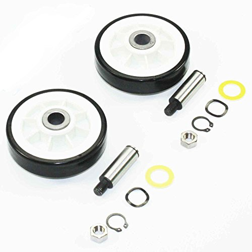 Maytag Dryer Roller Belt Pulley Repair Kit (33002535, 12001541, 6-3700340)