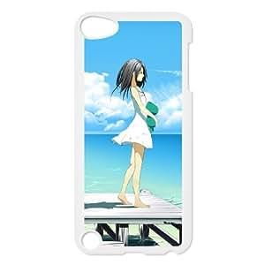 iPod Touch 5 Case White yama No Susume Genero AMF