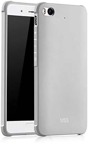 SMTR Xiaomi Mi5S Funda Silicona, Xiaomi Mi5S Funda Gel Suave TPU ...