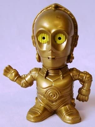 Amazon Com C 3po See Threepio Viewer Toy 2005 Burger King Kids Meal Star Wars Revenge Of The Sith Assortment Other Products Everything Else