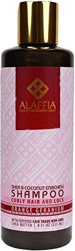 Alaffia - Coconut and Shea Hydrating Shampoo, Moisturizing S