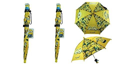 Sponge Bob kids Umbrella with Clamshell x 2 (Spongebob Umbrella)