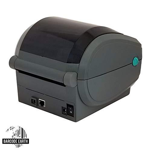 Zebra GX420D Thermal Label Barcode Printer GX42-202410-000 (Certified Refurbished) by InnovatePC (Image #2)