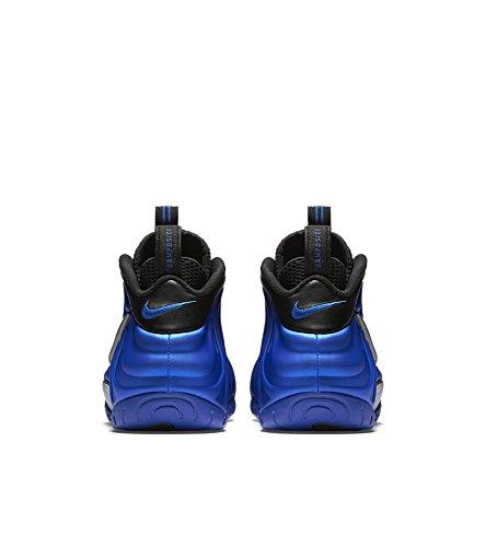 Nike Air Foamposite Pro Mens Pallacanestro-scarpe 624041 Iper Cobalto / Nero-iper Cobalto