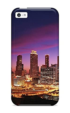 New Arrival City For Iphone 5c Case Cover Sending Screen Protector in Free (Cheap Speck Case For Iphone 5c)