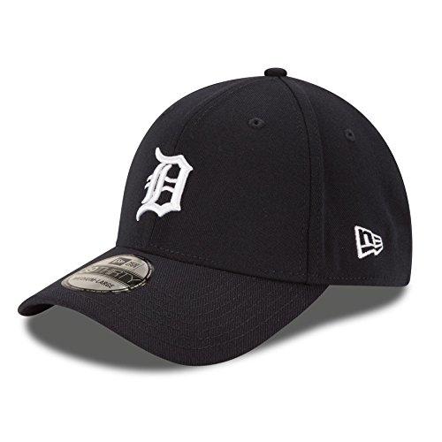 New Era Men's Team Classic 3930 Detroit Tigers Home Navy Hat MD/LG – DiZiSports Store