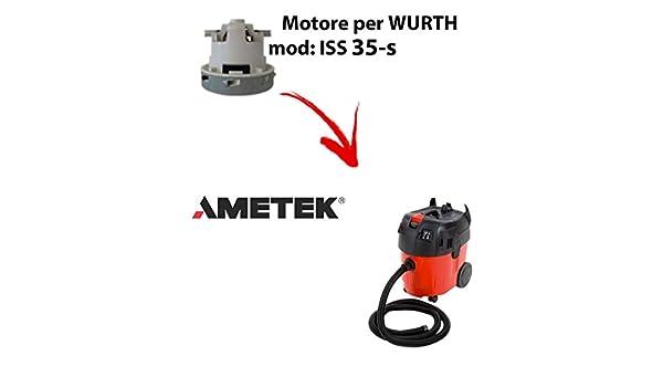 ISS 35-S automatic motor WURTH Ameteken succión para aspirador ...