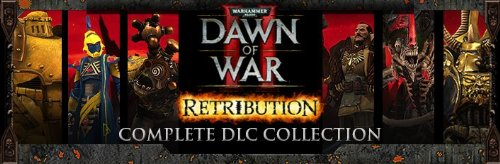 Warhammer 40,000: Dawn of War 2 Retribution Complete DLC Collection [Online Game Code] by Sega