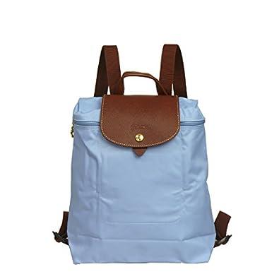 af11773d9317 Amazon   [ロンシャン] LONGCHAMP ル・プリアージュ リュック 1699 brume/Blue mist [並行輸入品]    LONGCHAMP(ロンシャン)   トートバッグ