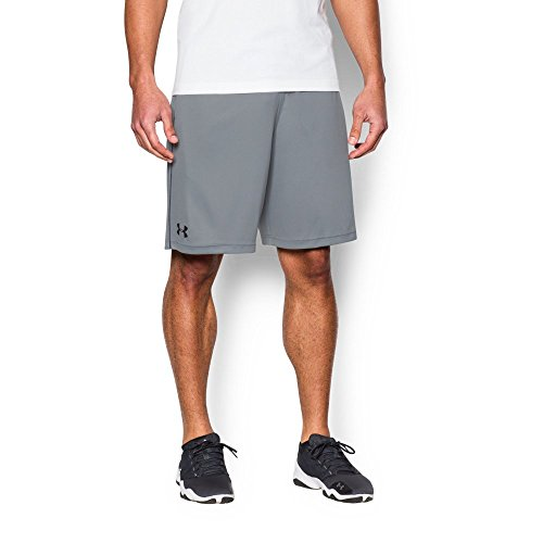 under-armour-mens-tech-graphic-shorts-steel-black-x-large