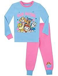 Paw Patrol Girls' Chase Marshall Skye Everest Pajamas