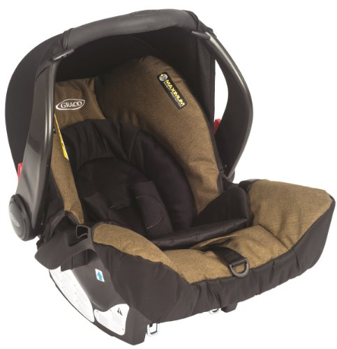 Graco SnugSafe Group 0+ Car Seat (Khaki)