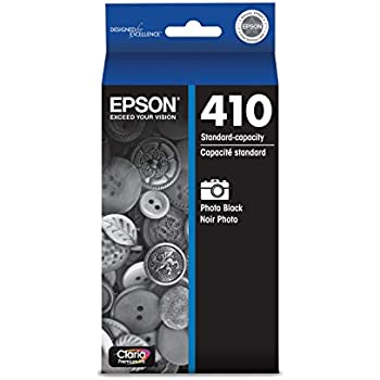 Amazon.com: LD© Remanufactured Epson 410/410 X L/T410 X L120 ...