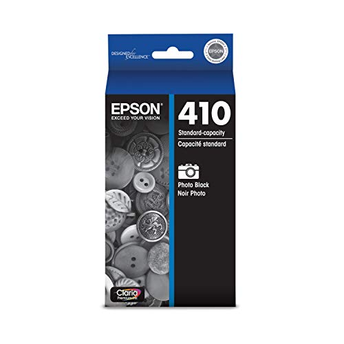 Epson T410120 Claria Premium Photo Black Ink ()
