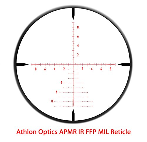 Best Athlon Optics , Argos BTR , Riflescope , 8-34 x 56 ...