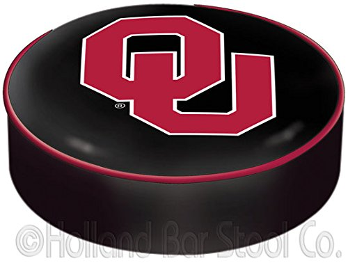 NCAA Oklahoma Sooners Bar Stool Seat Cover