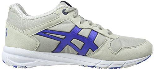Outdoor Erwachsene Runner Fitnessschuhe Tiger Onitsuka Shaw Blue Grau Light Strong Unisex 1344 Grey CEqxXxYw