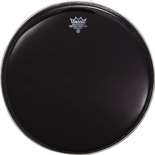 Remo BE0410MP Remo Marching Emperor Ebony Drum Heads ()