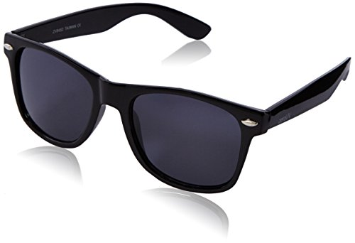8519927e187 zeroUV - Classic Eyewear 80 s Retro Large Horn Rimmed Style Sunglasses -  Buy Online in Oman.