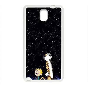 Dark night star boy and tiger Cell Phone Case for Samsung Galaxy Note3