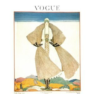 Vintage vogue prints