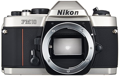 Nikon single-lens reflex camera body FM10 (Nikon Fm Film Camera)