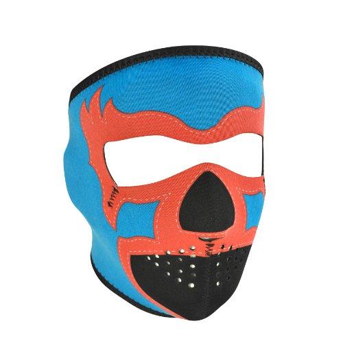 Zanheadgear Neoprene Full Face Mask, Lucha Libre