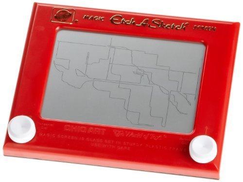 Classic Etch A Sketch Magic Screen by Children Web store   B01N1L2YOC