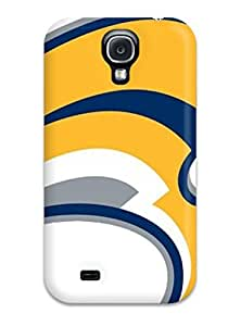 EtECwDO13543STAUl Tpu Case Skin Protector For Galaxy S4 Buffalo Sabres (72) With Nice Appearance