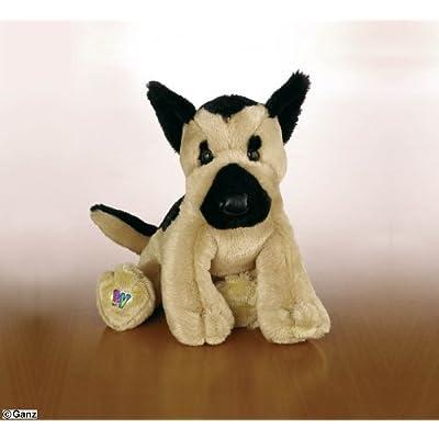 Webkinz- German Shepherd: Toys & Games