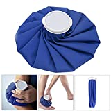 Godagoda Ice Bag Reusable Heat Cold Cooler Pack for Injury Knee Head First Aid Therapy Pain Relief Swollen 1 Pcs