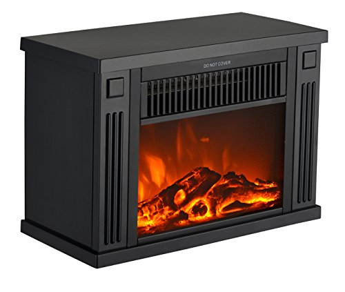 3g Plus 14 Quot Mini Electric Fireplace Hearth Portable Heater