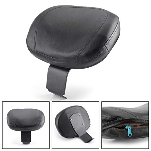 Artudatech Driver Rear Backrest Cushion Pad For Suzuki Volusia VL400 VL800 Boulevard C50