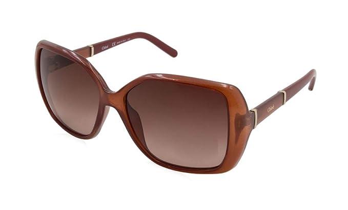Sunglasses CHLOE CE 680 S 222 LIGHT BURNT