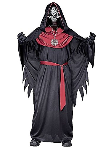Child Emperor Of Evil Costume (Emperor of Evil Costume - Medium)
